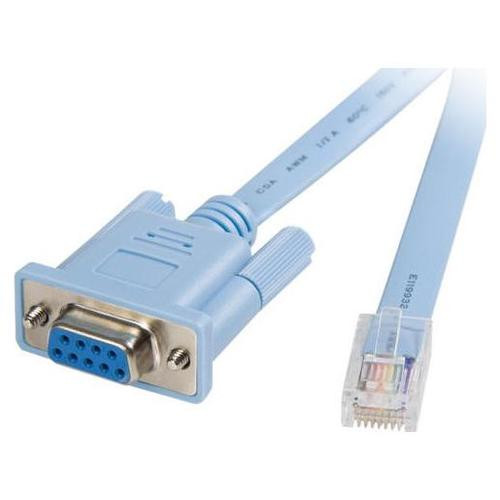 Console Cable RJ45 to DB9, CAB-CONSOLE-RJ45