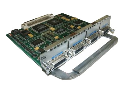 Cisco 2600/3600 4 Port Asynch/Synch Serial, NM-4A/S