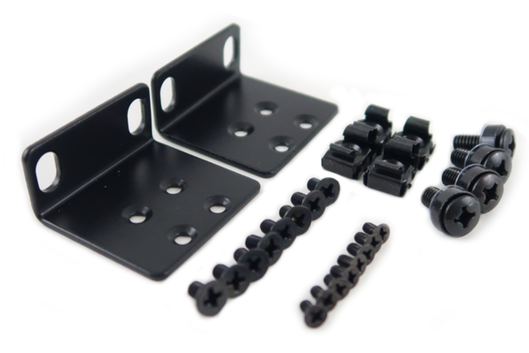 "17.3"" Multi-Vendor Rack Mount Kit Compatible with Many Brands"