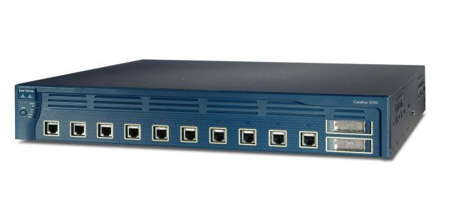 Cisco Catalyst 3550-12T Switch, WS-C3550-12T
